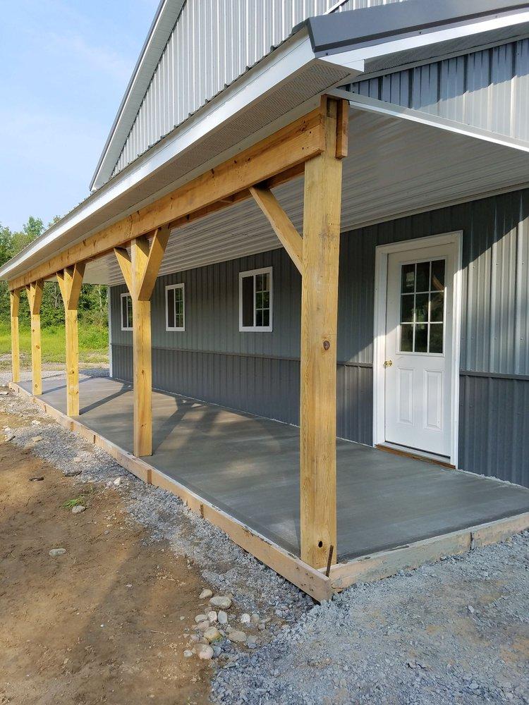 K-9 Concrete: 501 Eaker Rd, Fort Plain, NY