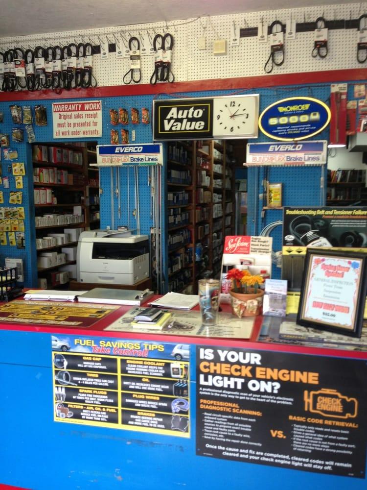 Mack's Auto-Tech: 101 John King Rd, Crestview, FL
