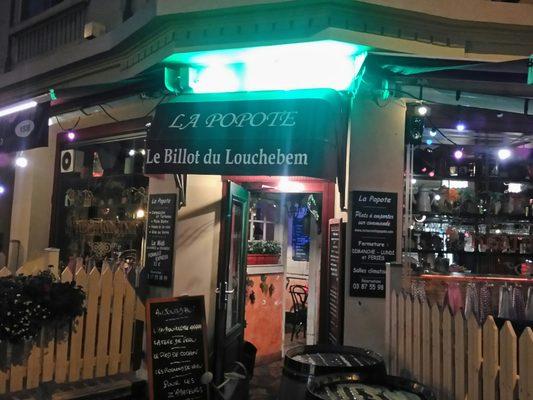 restaurant la popote restaurants 30 rue clovis metz france restaurant reviews phone. Black Bedroom Furniture Sets. Home Design Ideas
