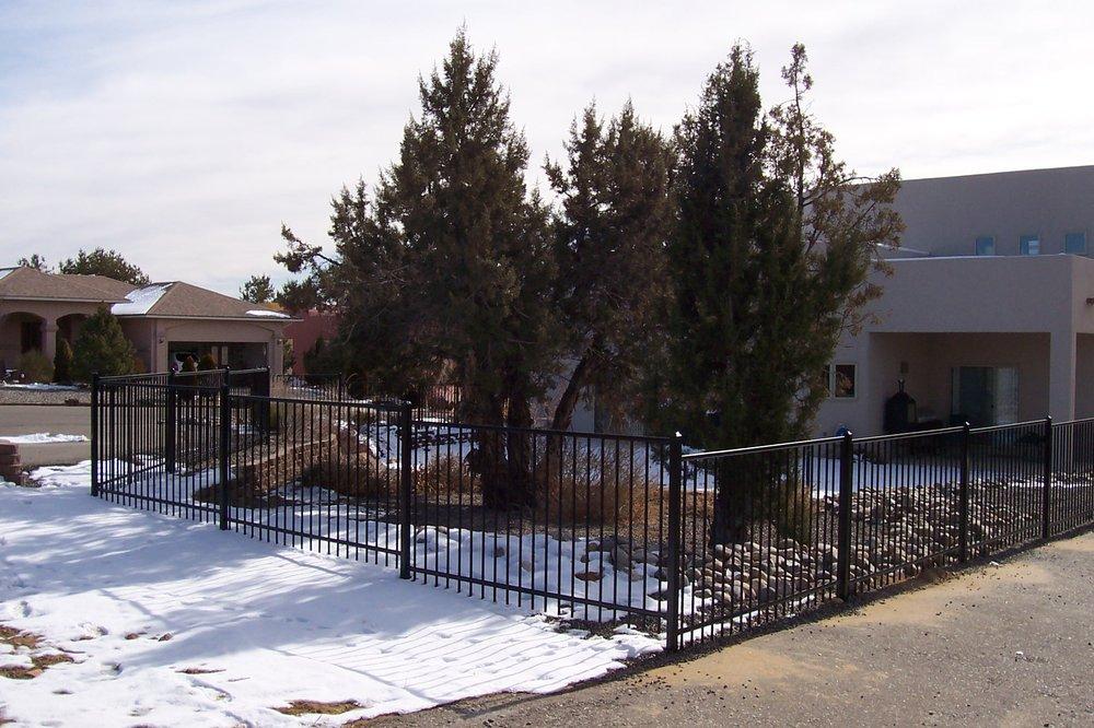 Fence Tech: 23 Rd 3257, Aztec, NM