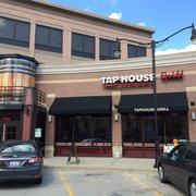 Exterior Photo Of Tap House Grill   Des Plaines, IL, United States.  Storefront.