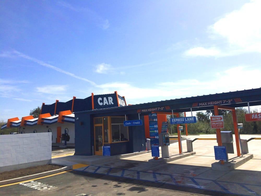Car Wash San Luis Obispo: Our New Location!