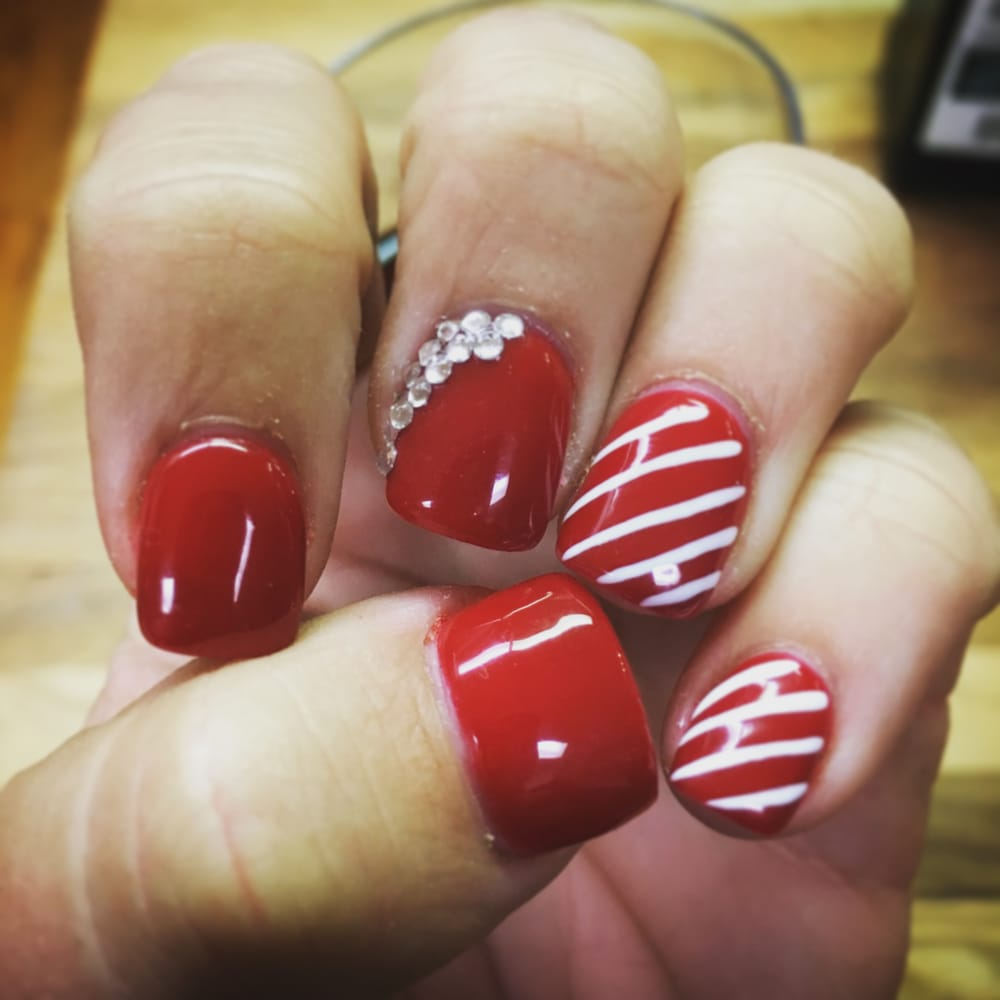 Veda nails spa 43 photos 51 reviews nail salons for 3d nail art salon new jersey