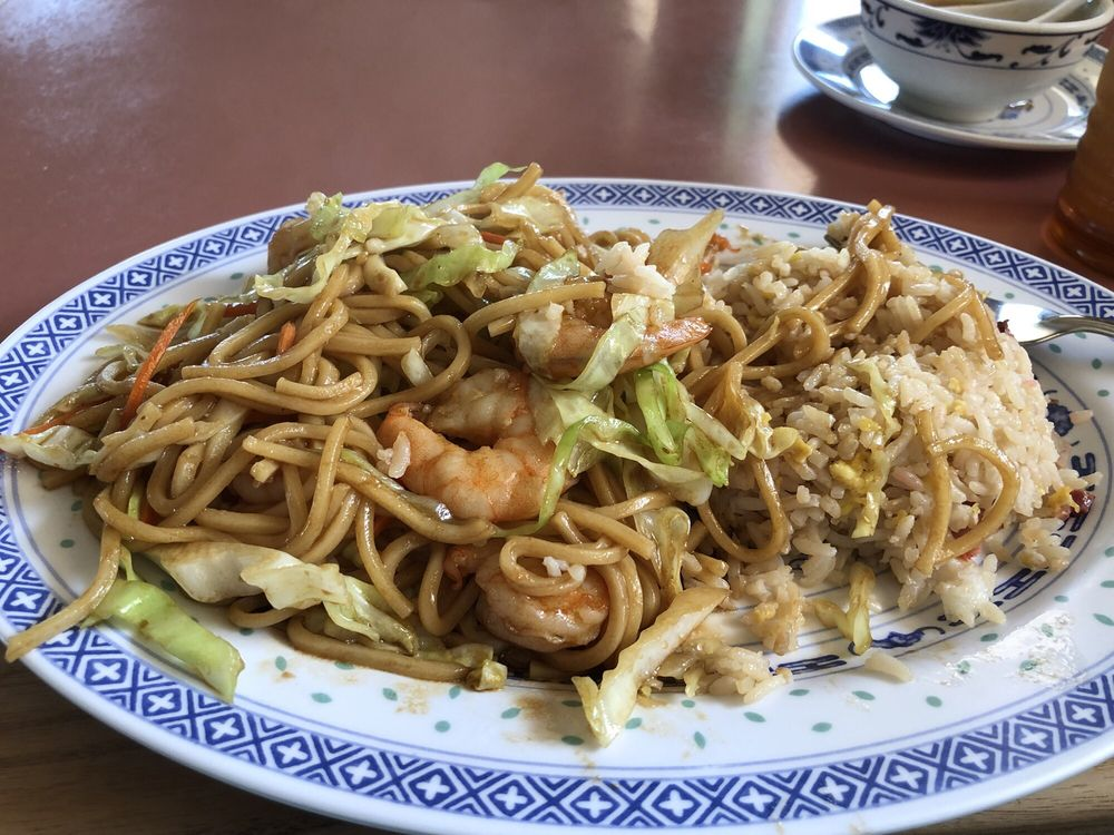 Food from Jade Terrace