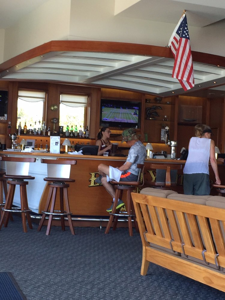 Encinal Yacht Club Dining Room