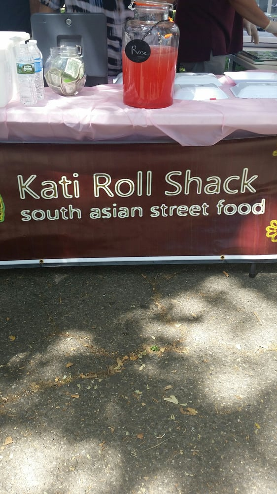 Kati Roll Shack: Flushing Meadow Park, Queens, NY