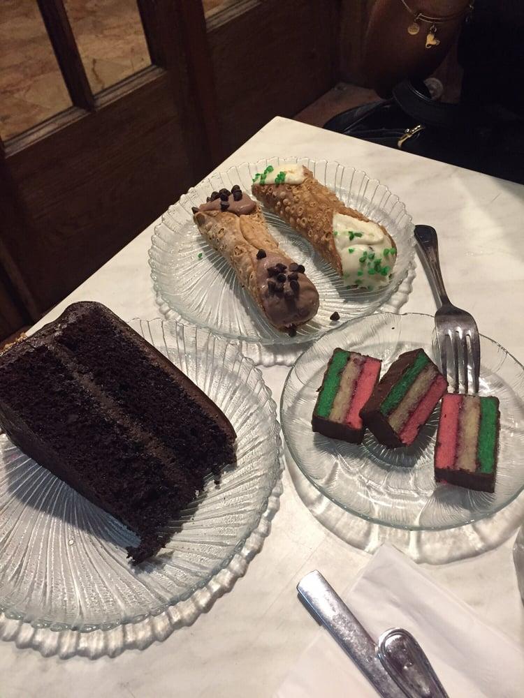 Venieros Order Cake