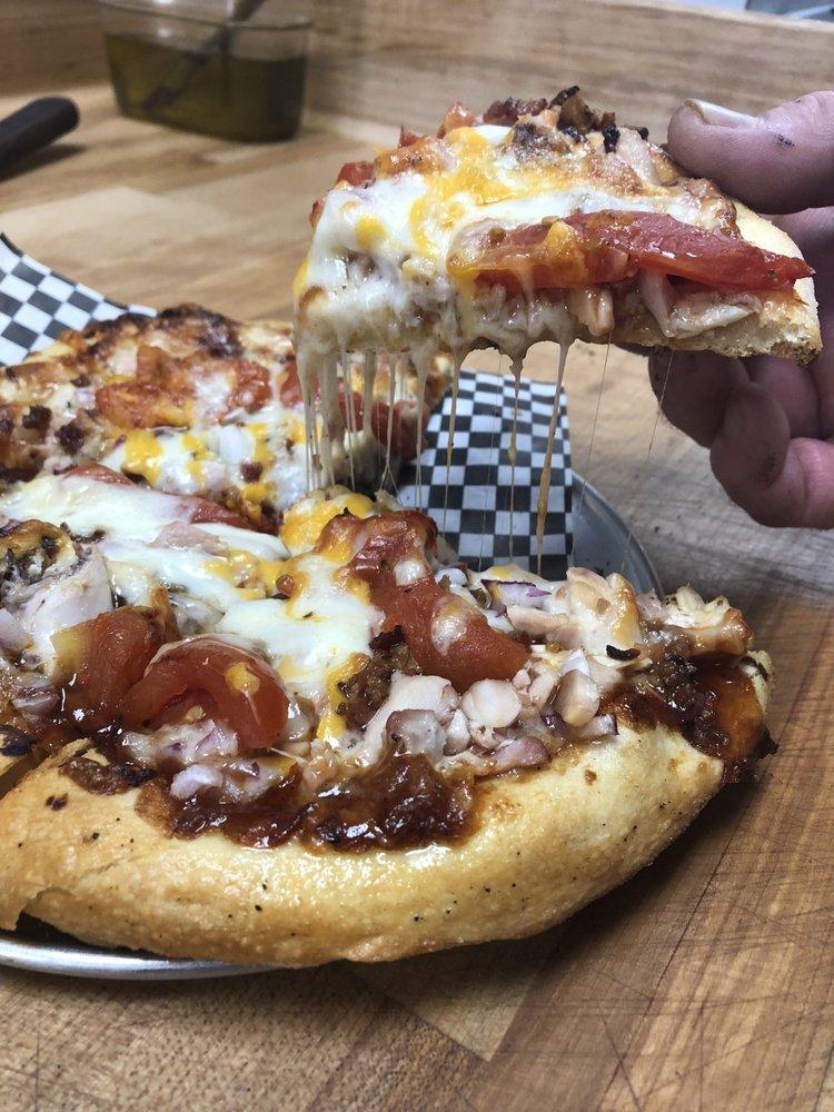 KJ's Pizzeria: 33031 W 83rd St, De Soto, KS