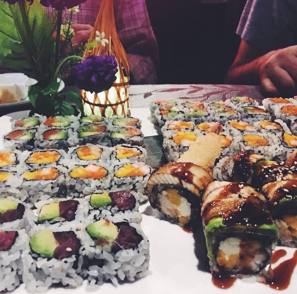 Umami Sushi: 17677 N Dale Mabry Hwy, Lutz, FL