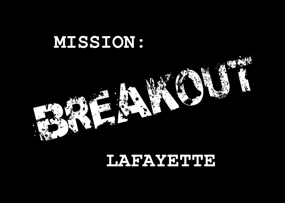 Mission: Breakout Lafayette: 325 South Earl Ave, Lafayette, IN