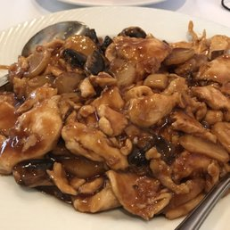 Photo of China Garden - Woodland Hills, CA, United States. Chicken with mushrooms