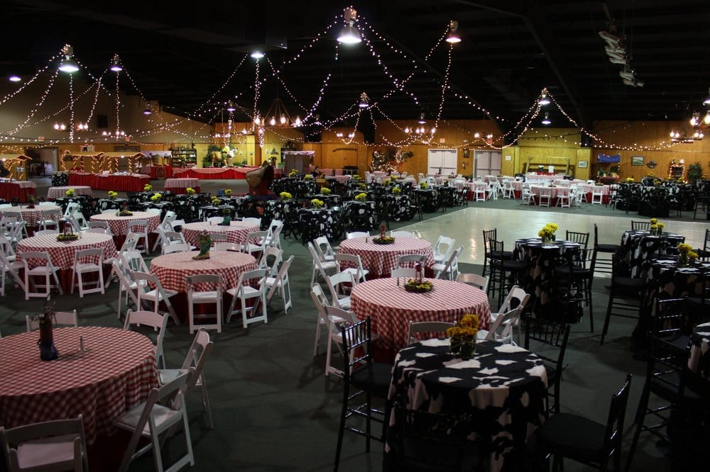 The Lone Oak The Largest Facility On The Pedrotti S Venue