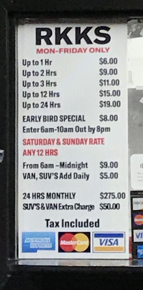 RKKS Parking: 132-03 Sanford Ave, Queens, NY