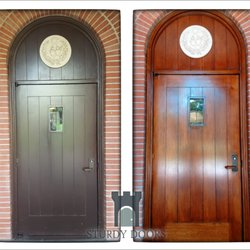 Photo of Sturdy Doors Refinishing - Houston TX United States & Sturdy Doors Refinishing - 22 Photos \u0026 16 Reviews - Door Sales ...