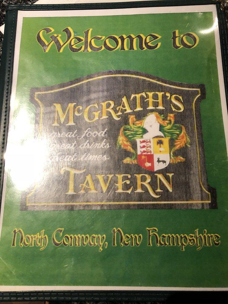 McGraths Tavern: 3465 White Mountain Hwy, North Conway, NH