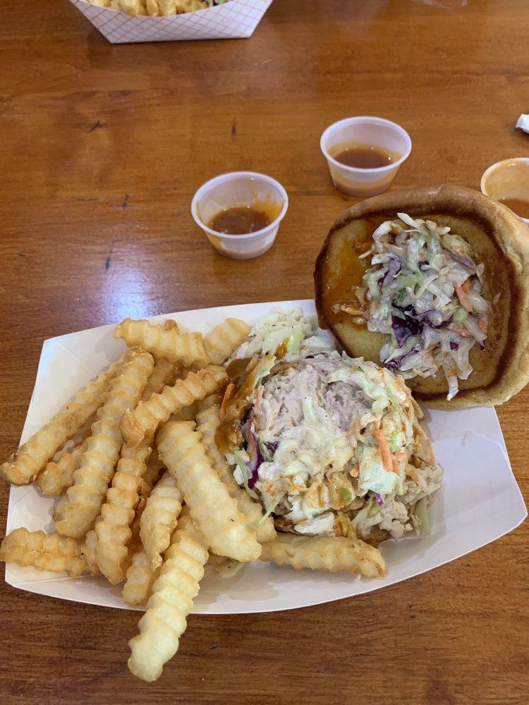 Chez Bubba Cafe: 1234 May St, Goehner, NE