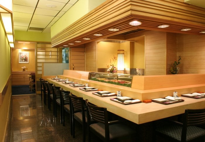 Photo Of Hatsuhana Sushi Restaurant New York Ny United States The First