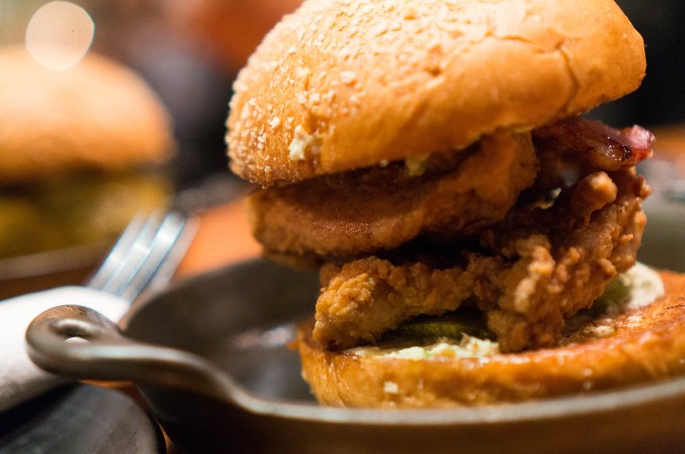 Yummy Chix Sandwich - Yelp
