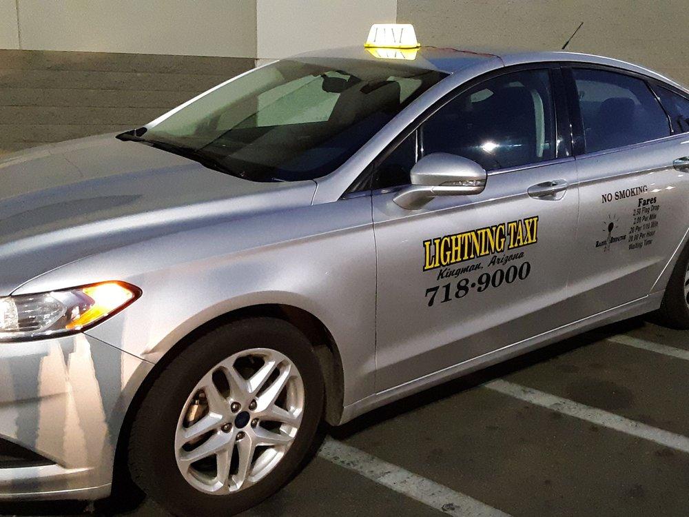 Yellow Cab: 4295 N Benton St, Kingman, AZ