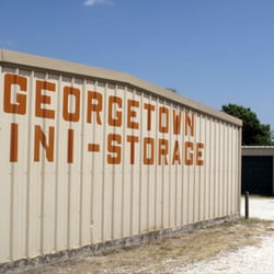 Photo Of Georgetown Mini Storage   Georgetown, TX, United States ...