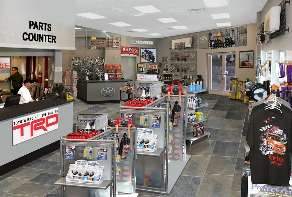 Toyotacare Roadside Assistance Number >> Dublin Toyota - 177 Photos & 813 Reviews - Car Dealers ...
