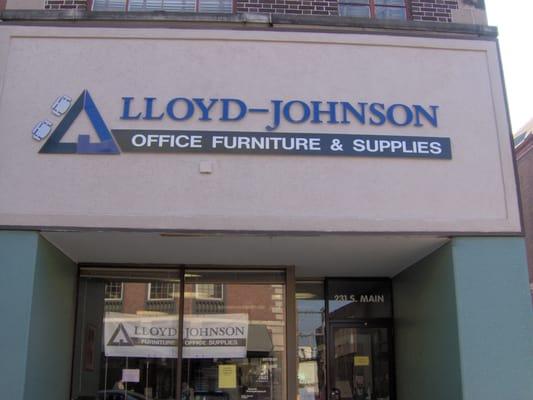 Lloyd johnson inc office equipment 231 s main st - Johnson and johnson office locations ...