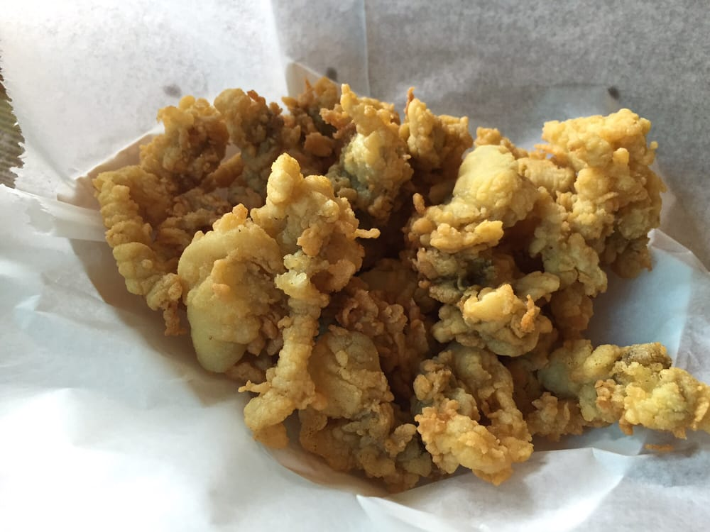 Fried clams yelp for Susan s fish and chips