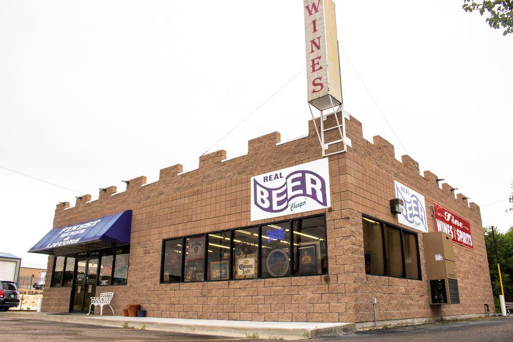 Dancer's Fine Wine & Liquor: 101E NE 24th St, Guymon, OK