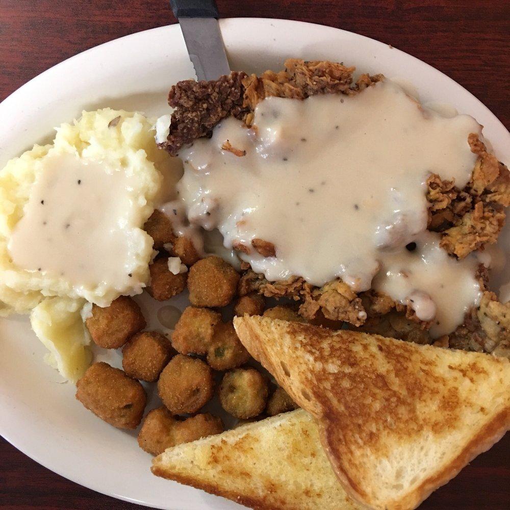Simone's Cafe: 223 S Division St, Guthrie, OK