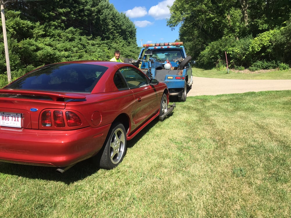 Tonys Auto Repair & Towing: 2792 S Syene Rd, Fitchburg, WI