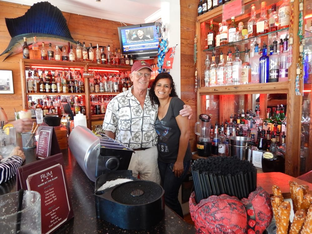 The Rum Bar: 1117 Duval St, Key West, FL
