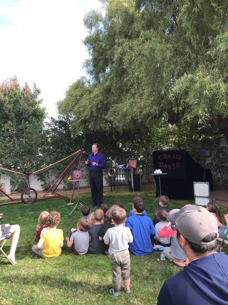 Craig Davis Magician & Juggler: Gilbert, AZ