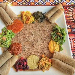 Habesha Ethiopian Restaurant And Bar