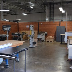 Beau Photo Of Urban Workshop   Costa Mesa, CA, United States. Large Professional  Woodshop