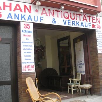 Antiquitäten Düsseldorf antik halle jahan antiquitäten birkenstr 35 flingern nord