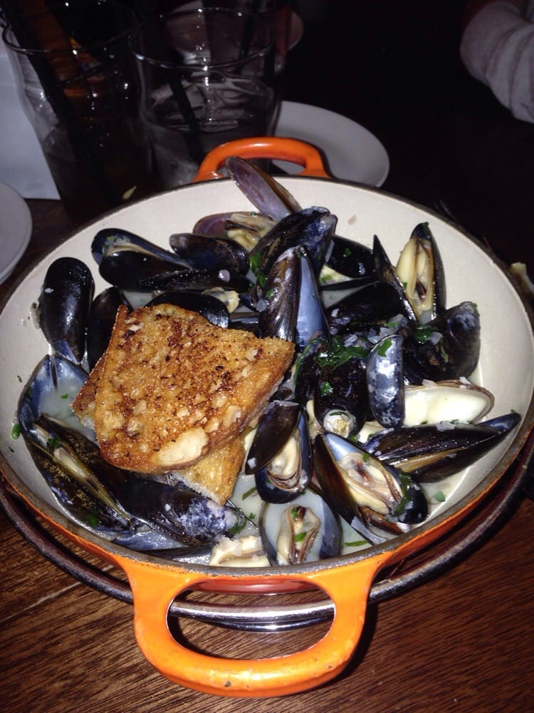 Best mussels yelp for King fish long beach