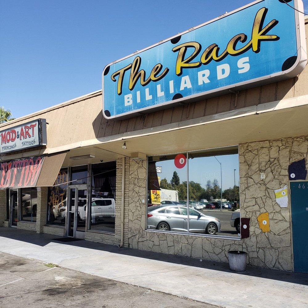 Rack Family Billiards: 4678 N Blackstone Ave, Fresno, CA