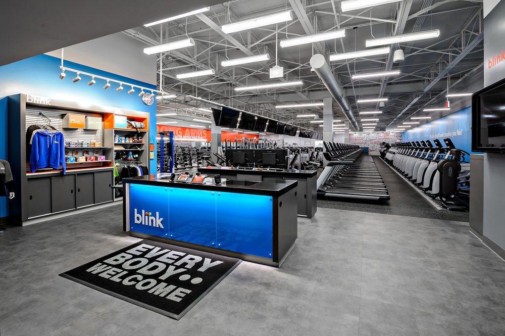Blink Fitness - Greece