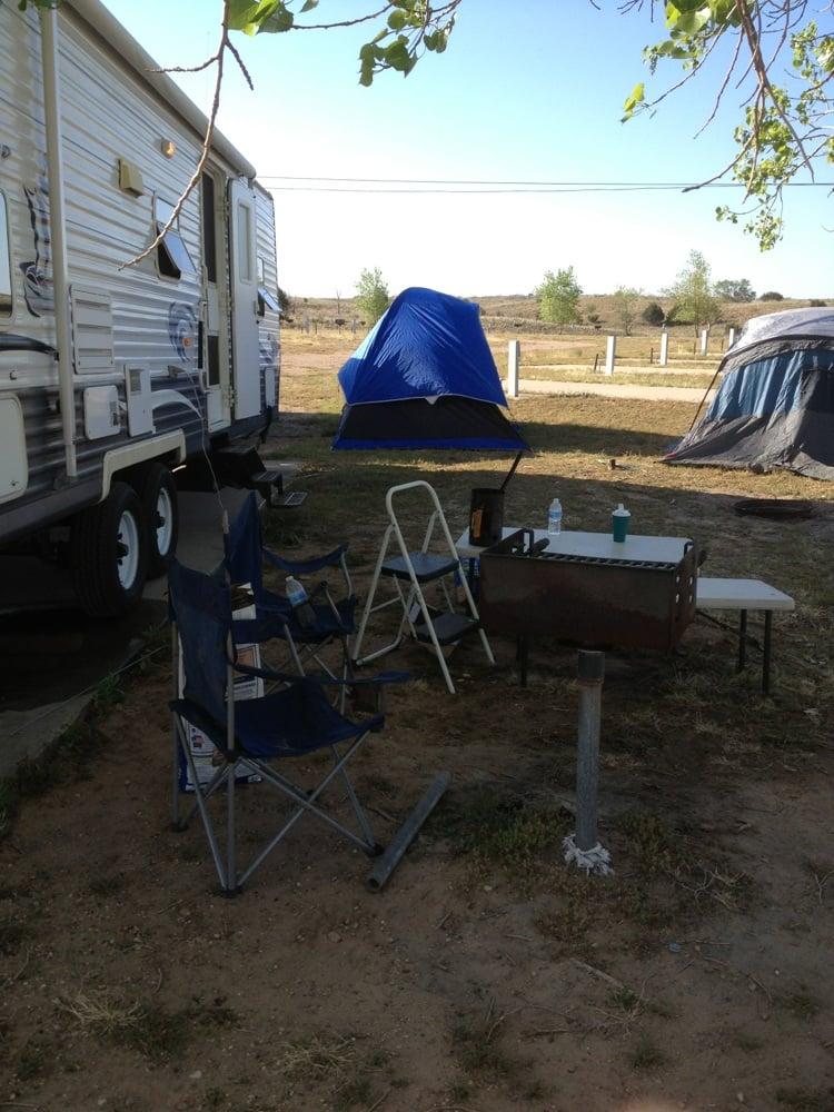Lakeside Marina: Clarendon, TX