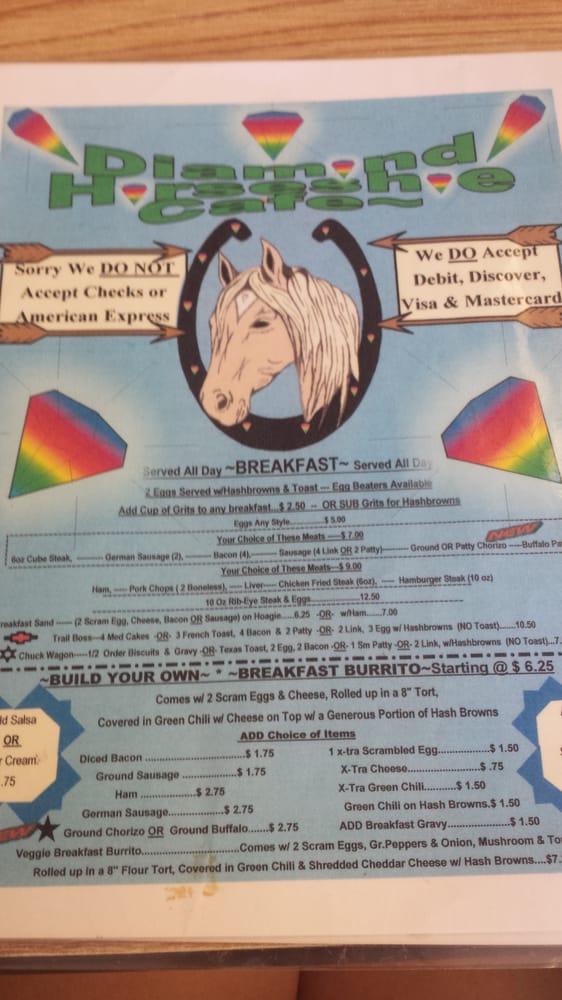 Diamond Horseshoe Restaurant 25 s & 30 Reviews Restaurants 404