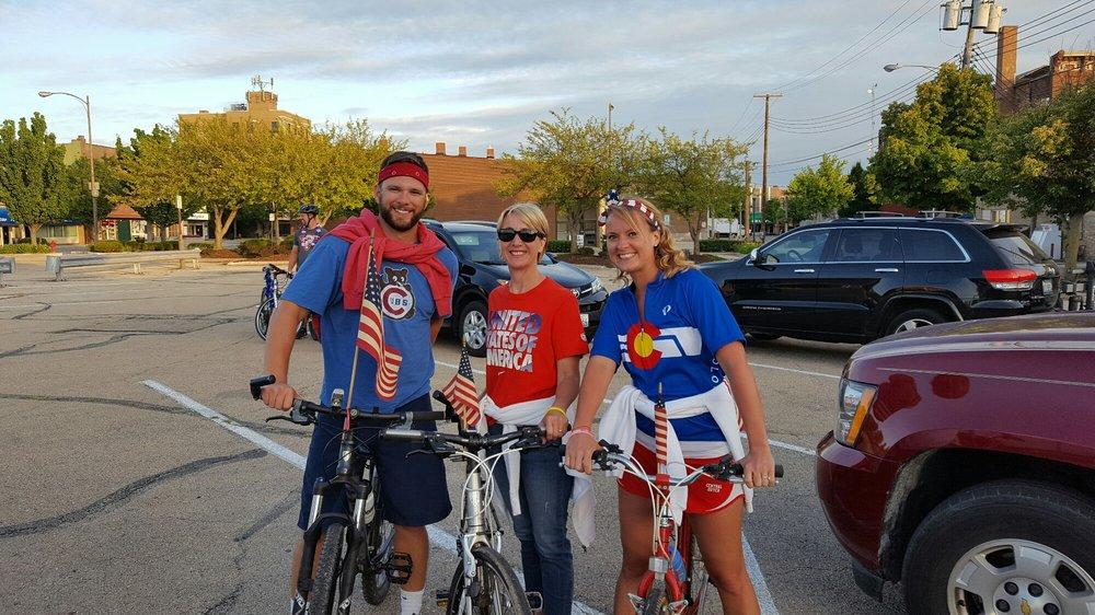 Mead's Bike Shop: 414 Locust St, Sterling, IL