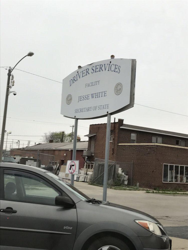 Granite City Driver Services DMV: 1810 Edison Ave, Granite City, IL