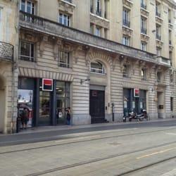 Societe Generale Credit Banques 28 Cours Intendance Hotel De