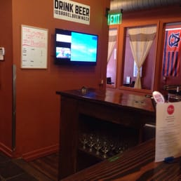 Photo Of The Copper Door   Tacoma, WA, United States. TV With Beer
