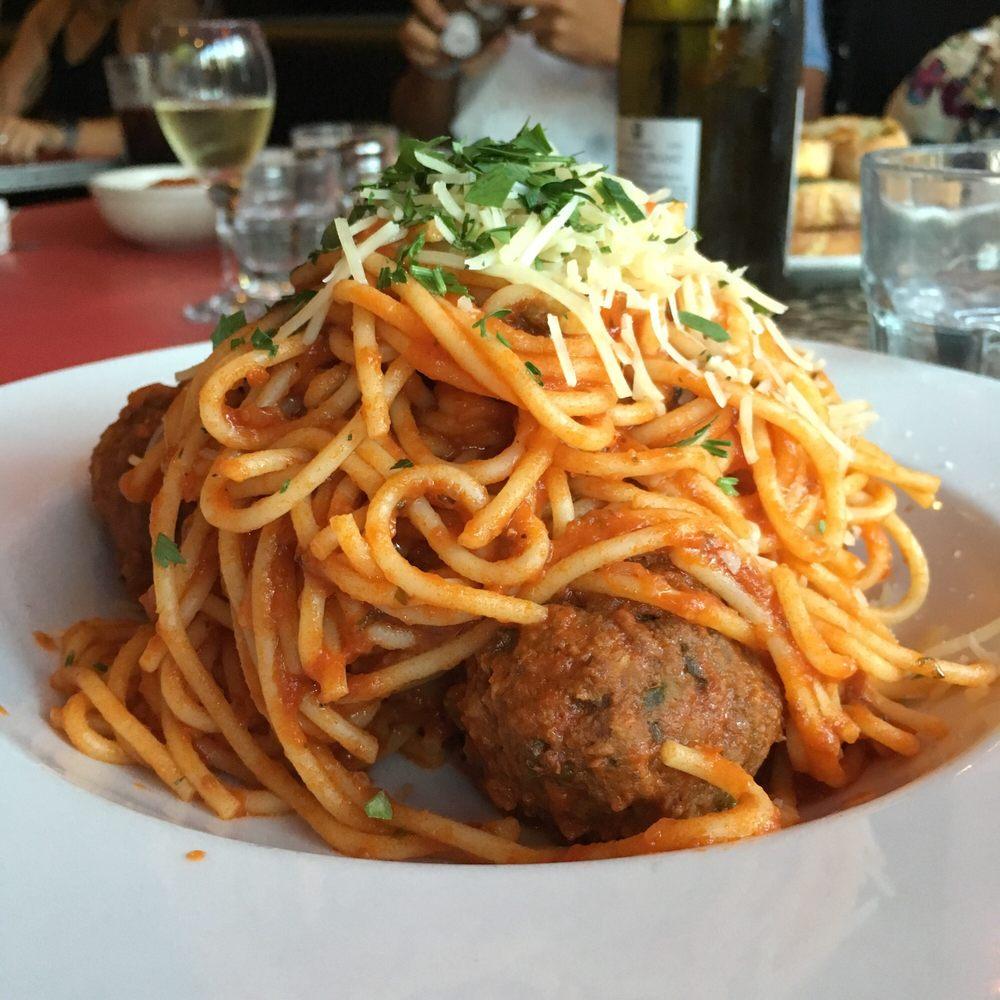 Emmy's Spaghetti Shack: 3230 Mission St, San Francisco, CA