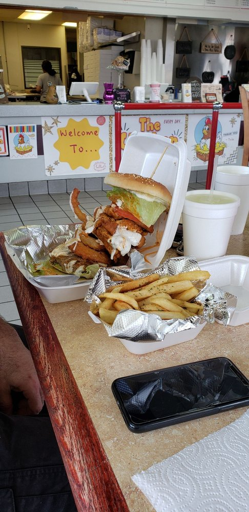 Chicken Ranch: 331 W Dixon Blvd, Shelby, NC