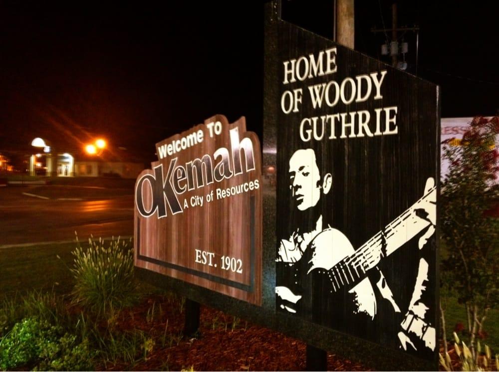 Okemah Truck Plaza: 706 S Woody Guthrie St, Okemah, OK