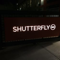photo of shutterfly tempe az united states front entrance sign