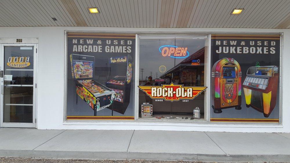 Vintage Gameroom Repairs: 745 High St, Newport, MN