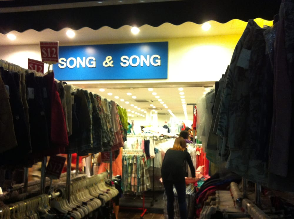 Song and Song
